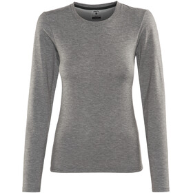Craft W's Essential Warm Roundneck Longsleeve Dk Grey Melange